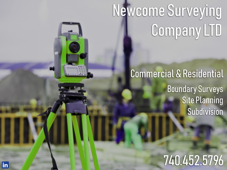 land surveying muskingum county oh