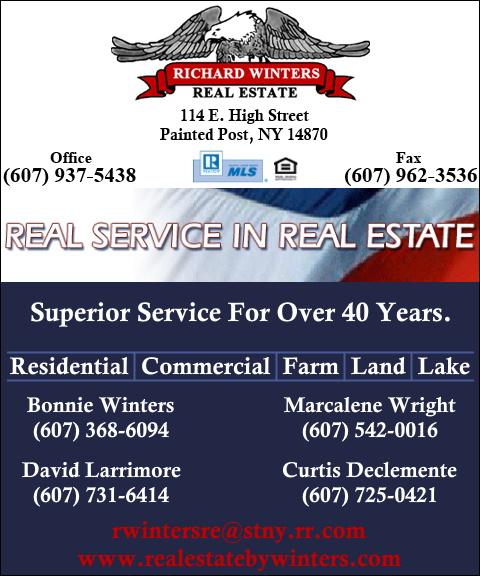 real estate steuben county ny