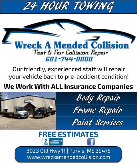 auto repair lamar county ms