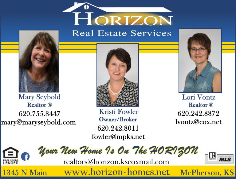 real estate, mcpherson county, ks