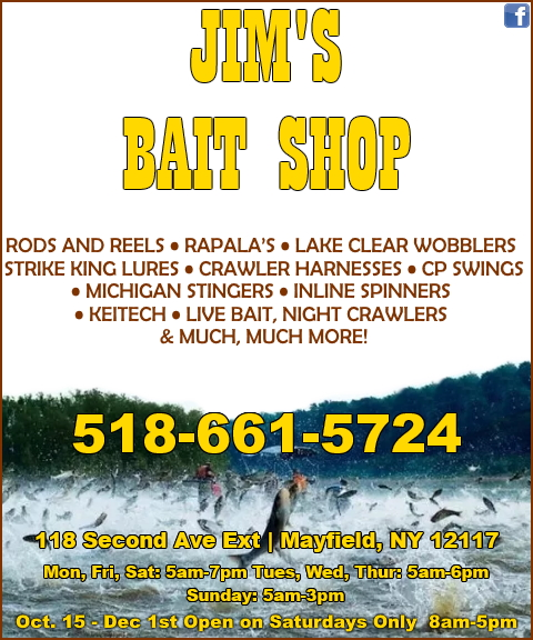 bait & tackle, fulton county, ny