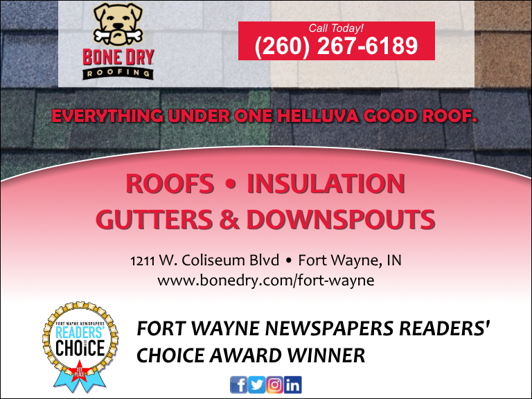 roofing, allen county, in