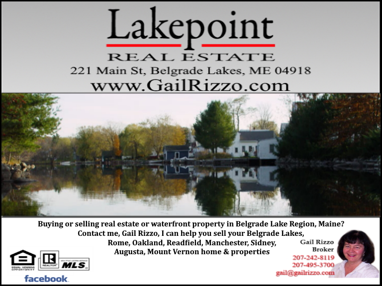 REAL ESTATE, KENNEBEC COUNTY ME