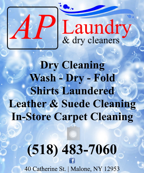 laundry & dry cleaning