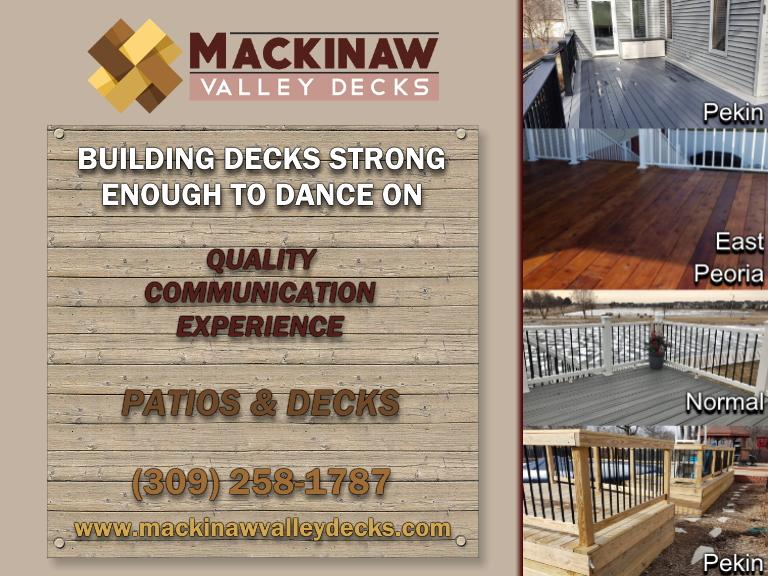 decks, tazewell county, il