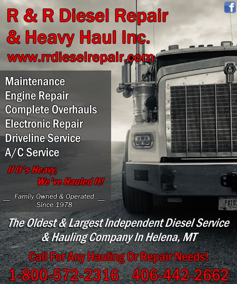 diesel engine repair, cascade county,mt