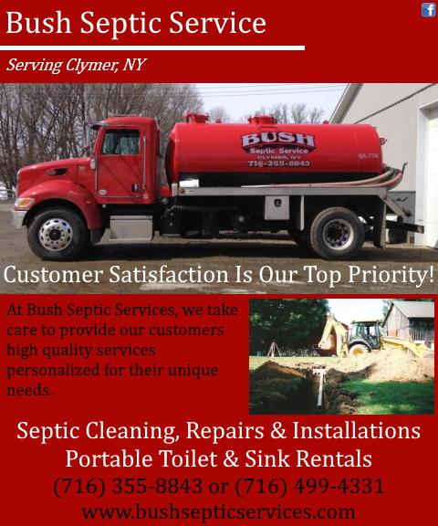 septic service, chatauqua county, ny