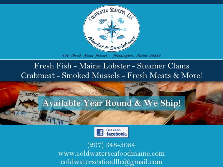 seafood, fresh seafood, hancock county,me