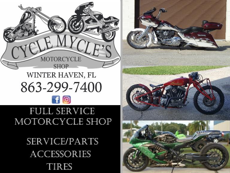 motorcycle repair, motorcycle parts, polk county, fl