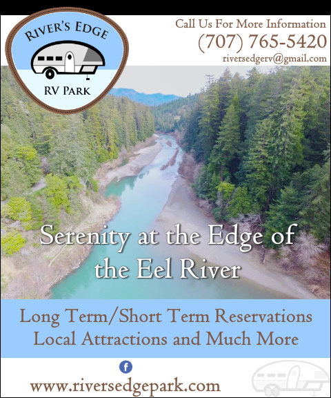 rivers edge rv park, humboldt county, ca