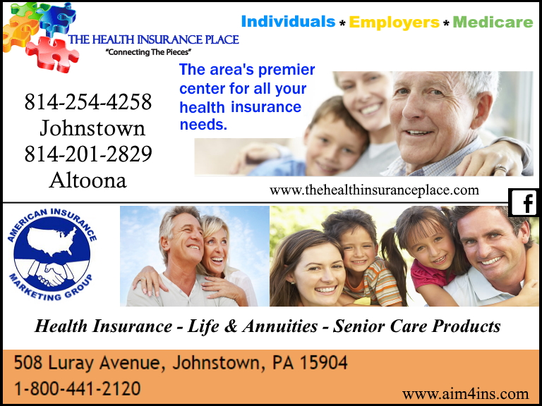 health insurance place, somerset county, pa