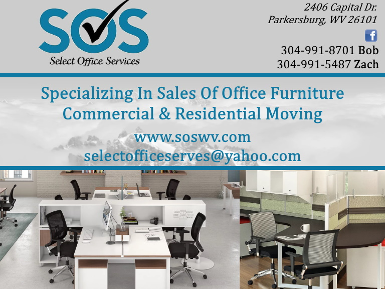 select office services, wood county, wv