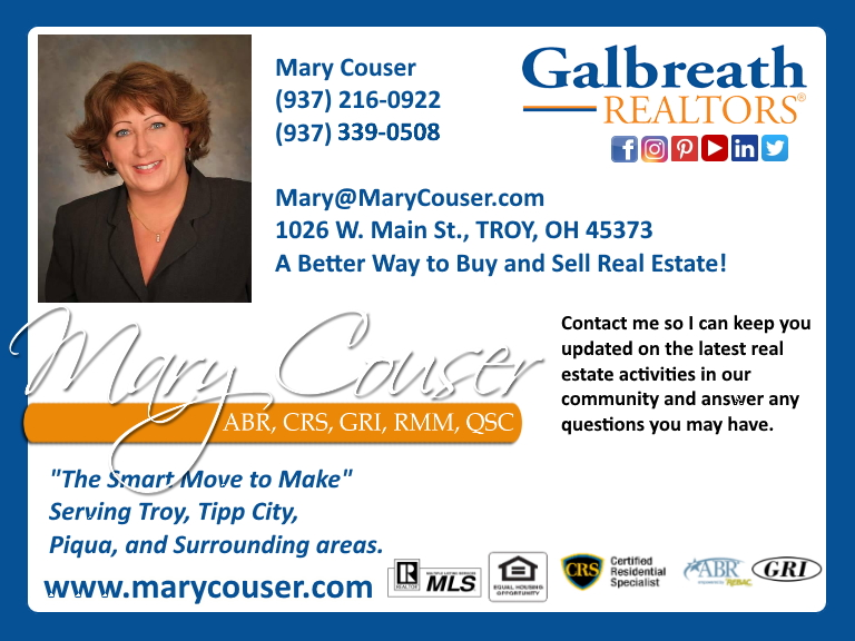 galbreath realtors, miami county, oh