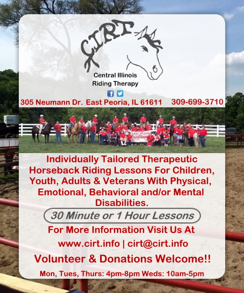 central illinois riding therapy,tazewell county, il