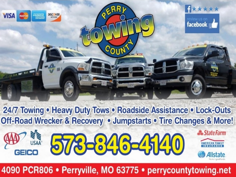 PERRY COUNTY TOWING, PERRY COUNTY, MO