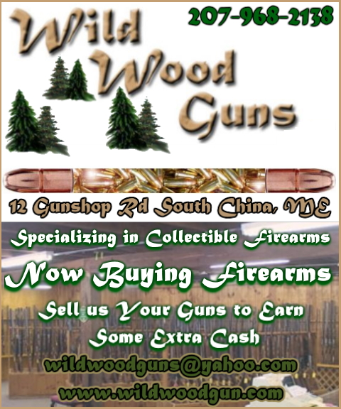 wildwood guns, kennebec county, me