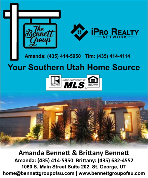 ipro realty group, washington county, ut