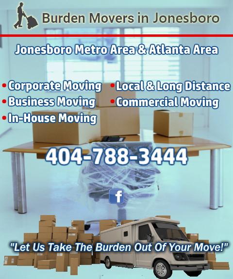Burden Movers, Clarke County, GA