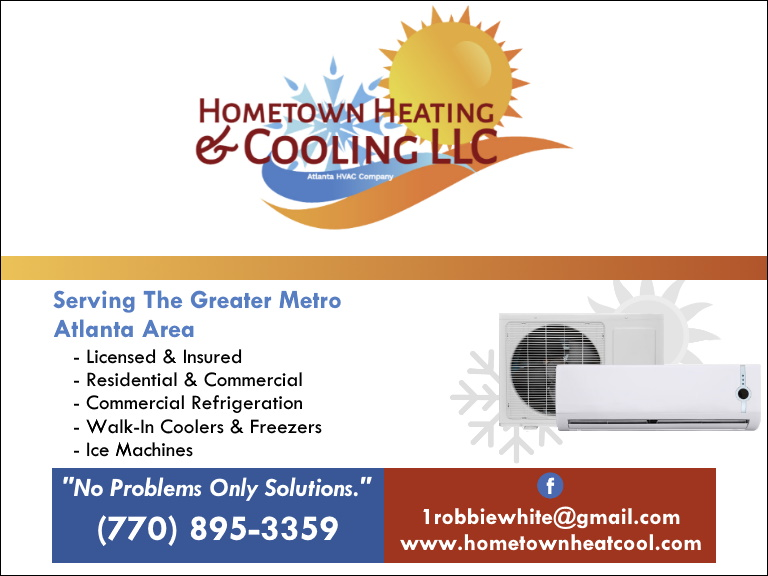 hometown heating and cooling, dekalb county, ga