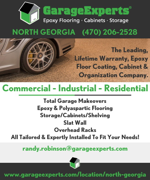 garageexperts of north georgia, Cherokee county, ga
