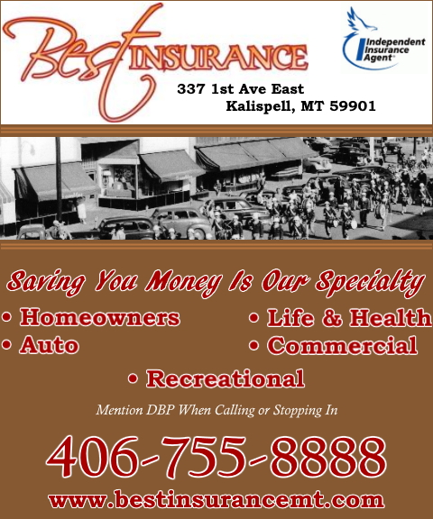 best insurance agency, flathead county, mt