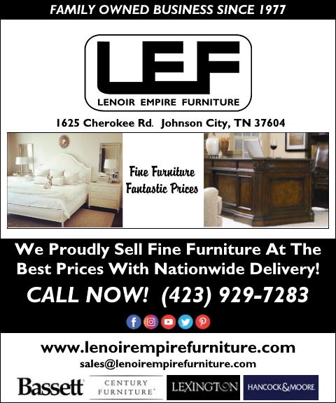 lenoir empire furniture store, washington county, tn