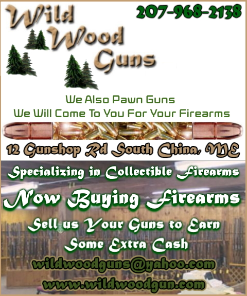 wild wood guns, kennebec county, me