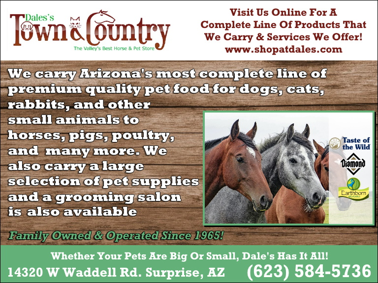 dales town and country, maricopa county, az