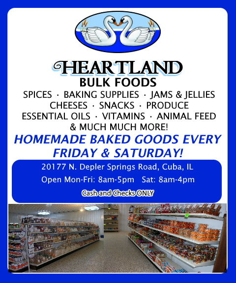 heartland bulk foods, fulton county, il