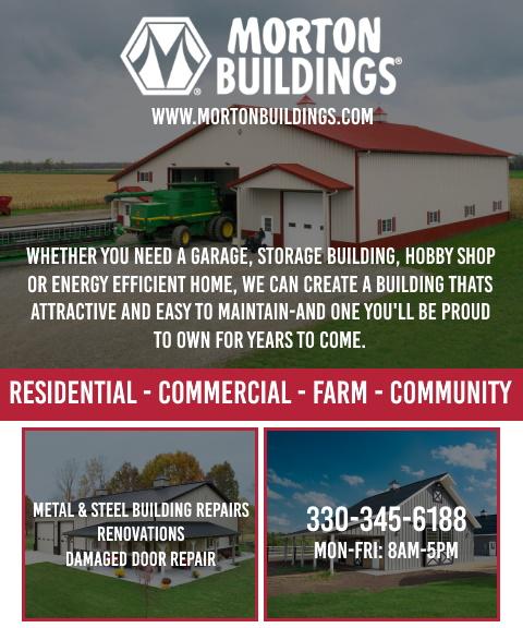 morton building wooster, wayne county, oh
