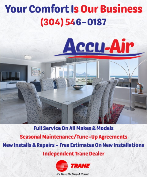 accu air heating and cooling, nicholas county, wv