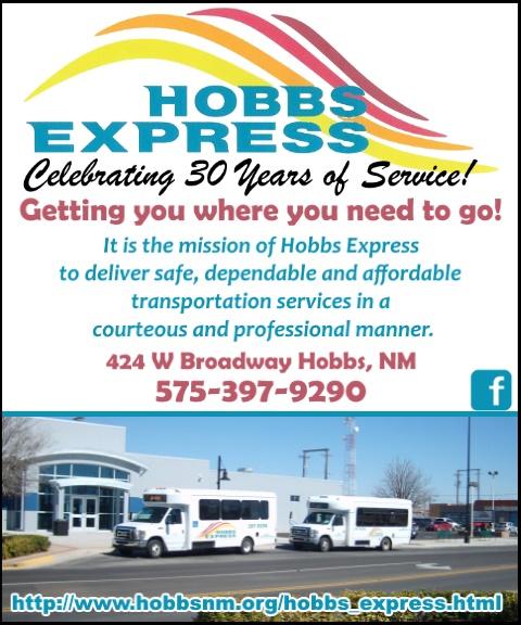 hobbs express, lea county, nm