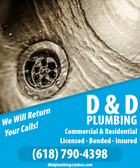 d & d plumbing, perry county, il