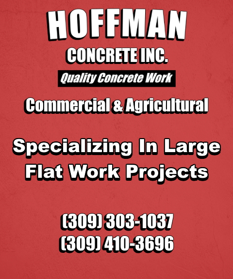 hoffman concrete, tazewell county, il