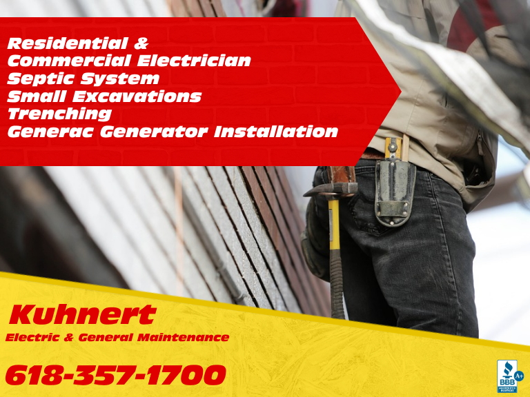 kuhnert electrical and general contracting, perry county, il