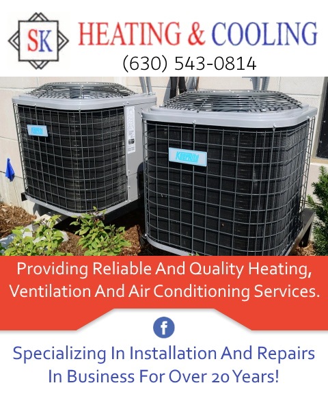 sk heating and cooling, will county, il