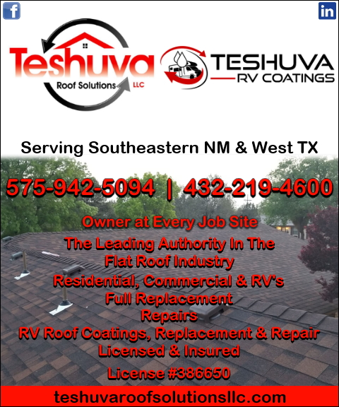 teshuva roof solutions, gaines county, tx