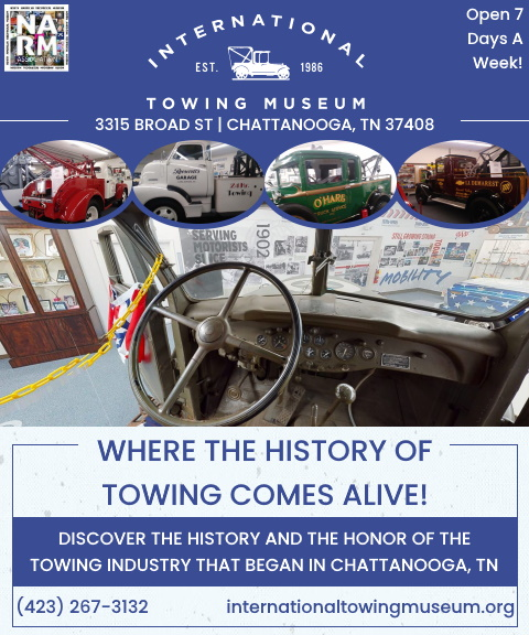 the international towing and recovery museum, hamilton county, tn