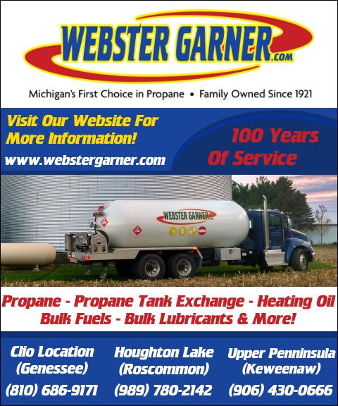webster garner, genesee county, mi