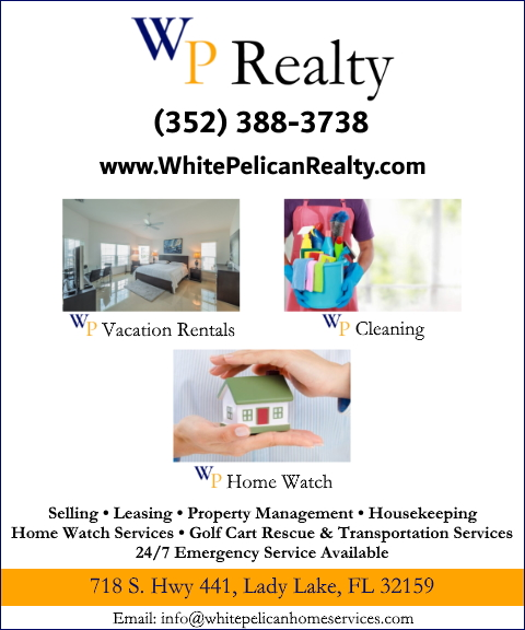 white pelican realty, lake county, fl